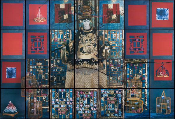 , 'Finding Balance,' 2015, Bernice Steinbaum Gallery