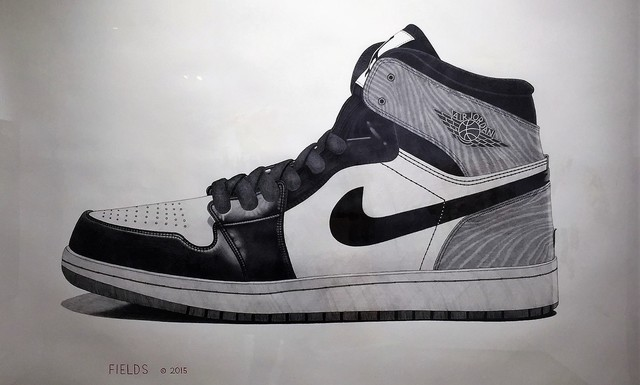, 'Air Jordan 1,' 2016, Axiom Contemporary