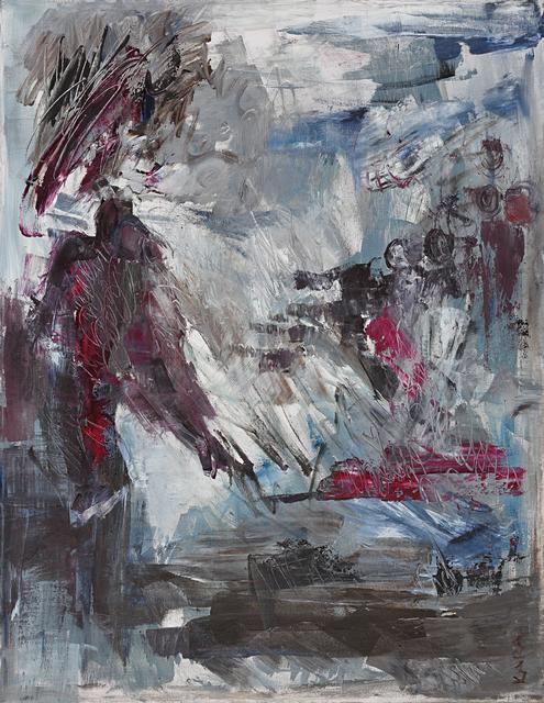 , ''Careless Angel',' 2017, MA Gallery