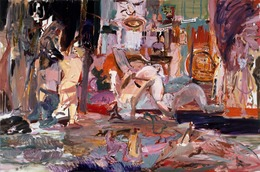 Cecily Brown, 'Violet Dog', 2005, Gagosian