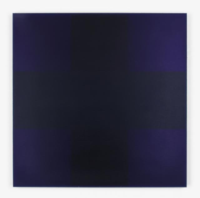 , 'UB2 for AdR, 2005-06 (Ultimate Blue for Ad Reinhardt),' 2006, Japan Art - Galerie Friedrich Mueller
