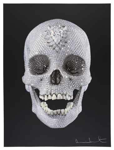 Damien Hirst, 'For The Love of God - Devotion', Eternity Gallery