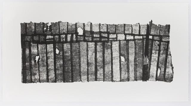 , 'Text 1 ,' 2017, Tamarind Institute