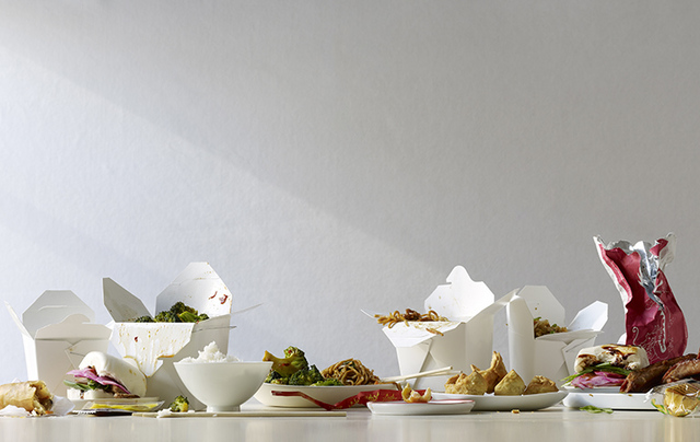 , 'Tablescape- Chinese Dinner,' , Beth Urdang Gallery