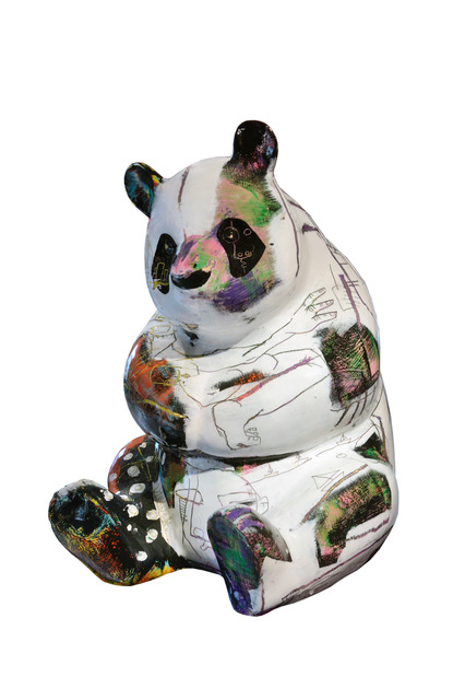 , 'Panda,' 2013, Galeries Bartoux Singapore