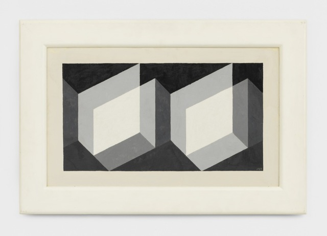 , 'Modified Repetition,' 1943, David Zwirner