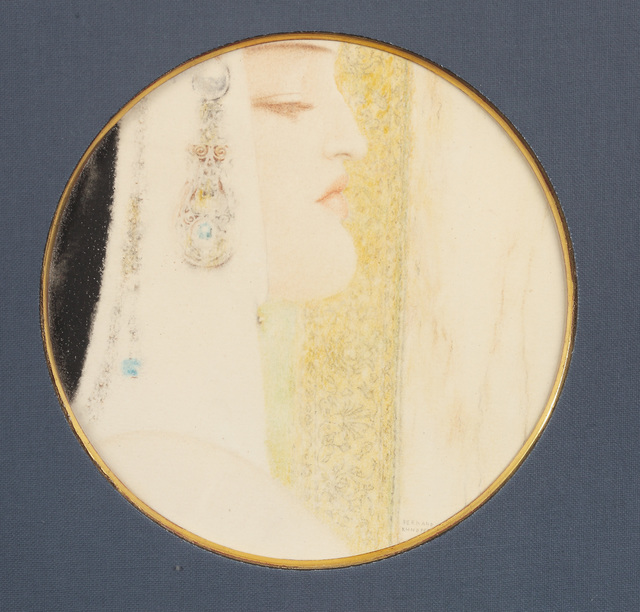 , 'Étude de Femme,' ca. 1909, DICKINSON
