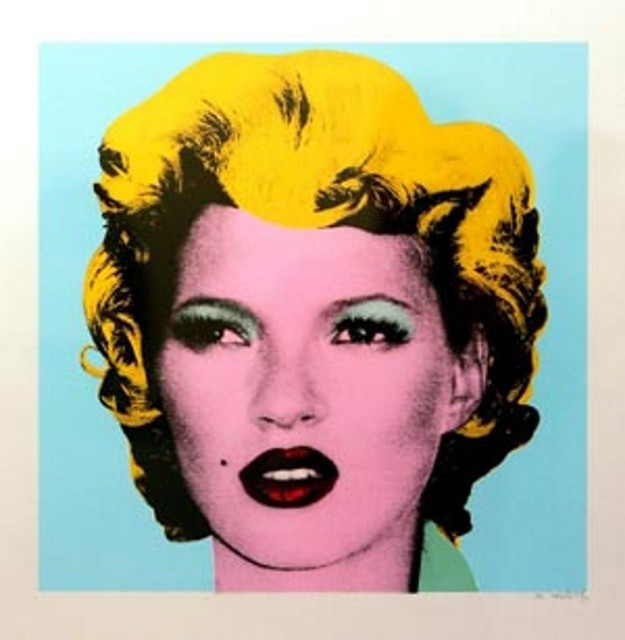 , 'Kate Moss,' 2005, Lawrence Alkin Gallery