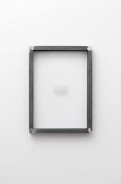 , 'Archivio / Polvere 01,' 2015, Anna Marra Contemporanea