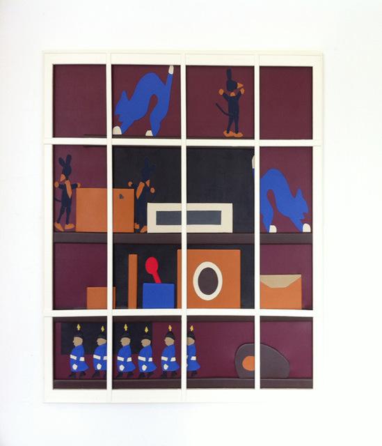 , 'Toyshopwindow,' 2014, Clages