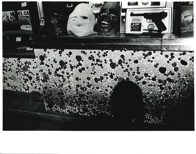 Daido Moriyama, 'Show Window, Meguro-ku, Tokyo', 1990, Photography, Vintage gelatin silver print, Luhring Augustine