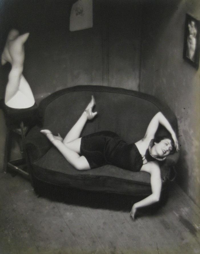 André Kertész, 'SATIRIC DANCER, PARIS,' 1926, Wada Garou Tokyo