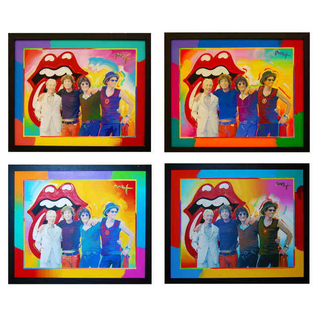 , 'Rolling Stones (Set of 4),' 2001, Baterbys Art Gallery