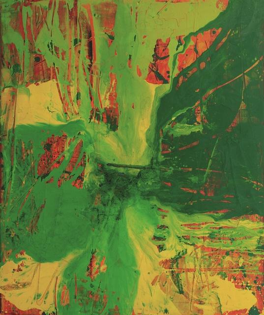 , 'Flow Between Heaven and Ocean 1,' 2015, Leo Gallery