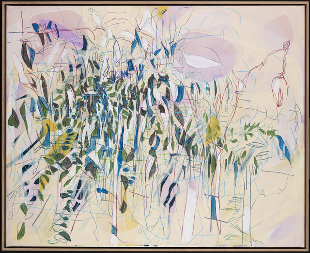 , 'Flower Garden,' 2016, Galleri Bo Bjerggaard