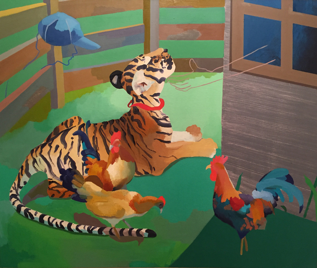 , 'Petting Zoo,' 2016, Stuart & Co. Gallery
