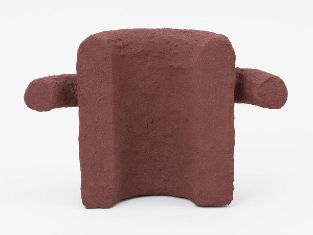 , 'Dark Red Powder Variation #3,' 2018, Patrick Parrish Gallery