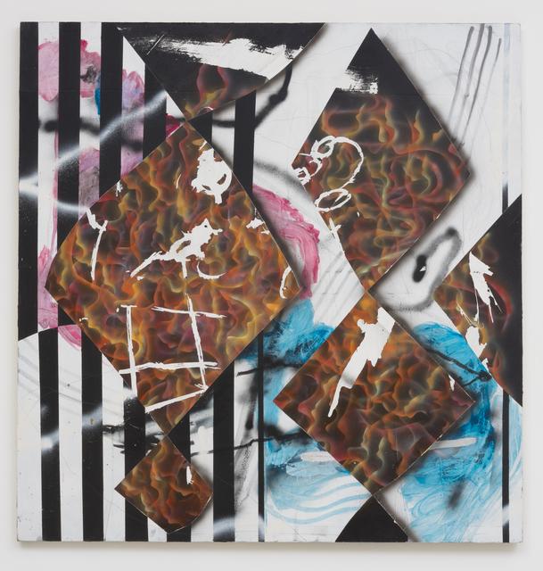 , 'Diamond Dogs,' 2017, Roberts & Tilton