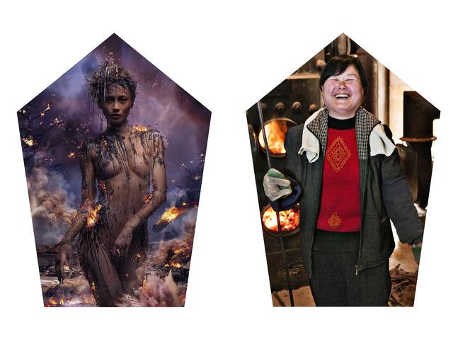 , 'Five Elements: Fire,' 2011, L.A. Louver