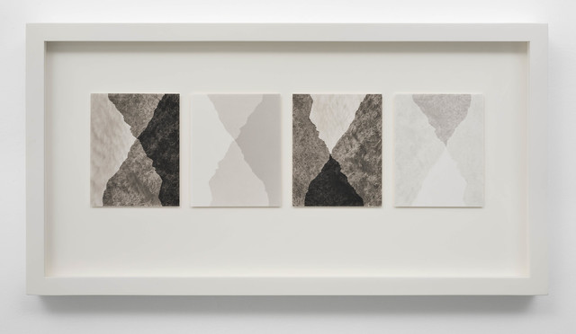 , 'Four Variations on Two Mountains,' 2019, EUQINOM Gallery