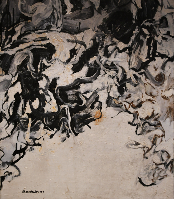 Amaranth Ehrenhalt, 'Grand Rapids 5', 1957, Anita Shapolsky Gallery