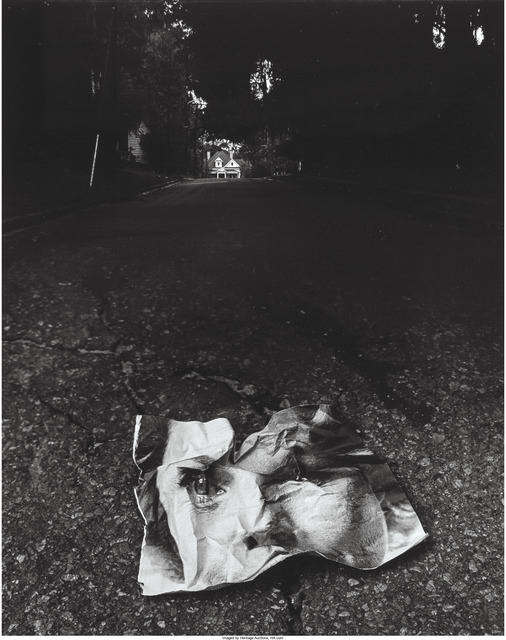 Jerry Uelsmann, 'Home is a Memory', 1963, Heritage Auctions