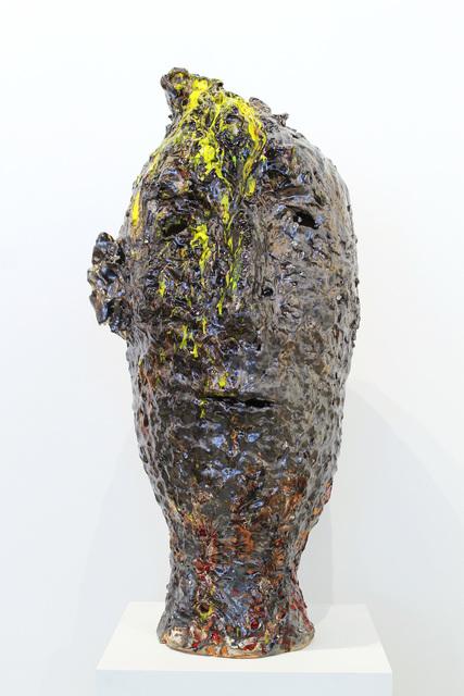 , 'Head 2,' 2016, James Harris Gallery