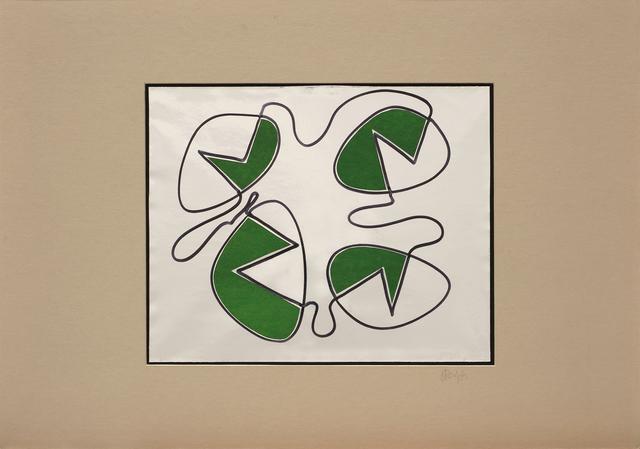 , 'Superficie,' 1967, Dellupi Arte