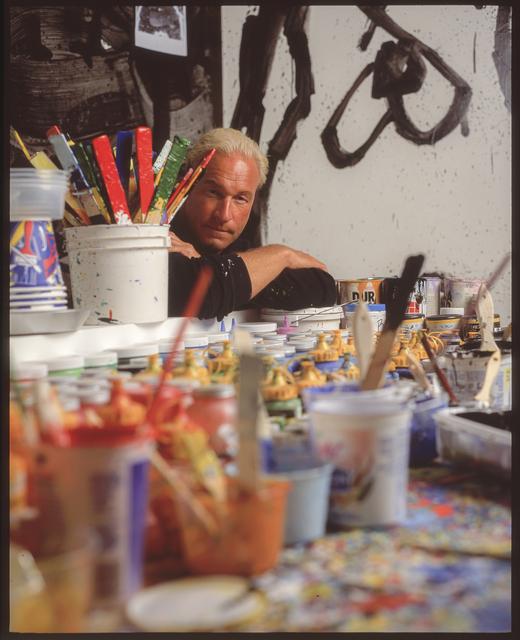 , 'Tom Everhart,' 2002, Joshua Tree Art Gallery