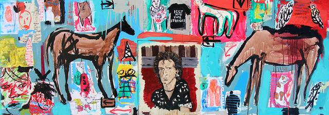 , 'Keith Richards Once Saved the World,' 2019, Bau-Xi Gallery
