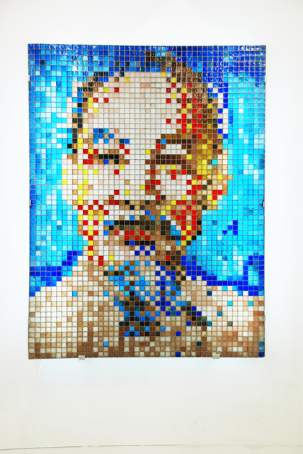 , 'Uncle Ho,' 2014, Galerie Strelow