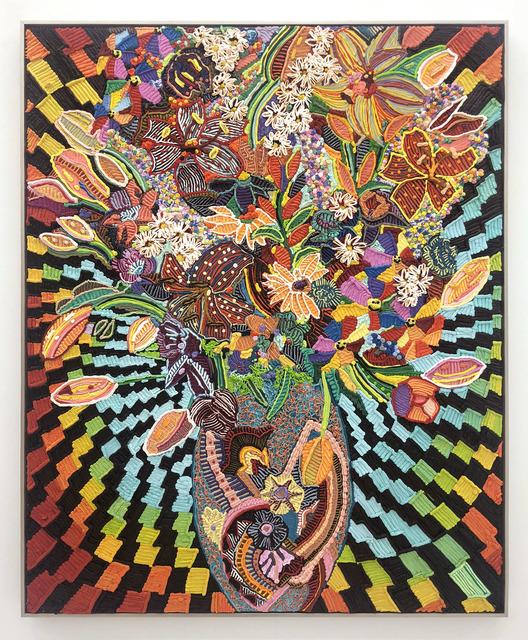 , 'Kaleidoscopic,' 2018, The Hole