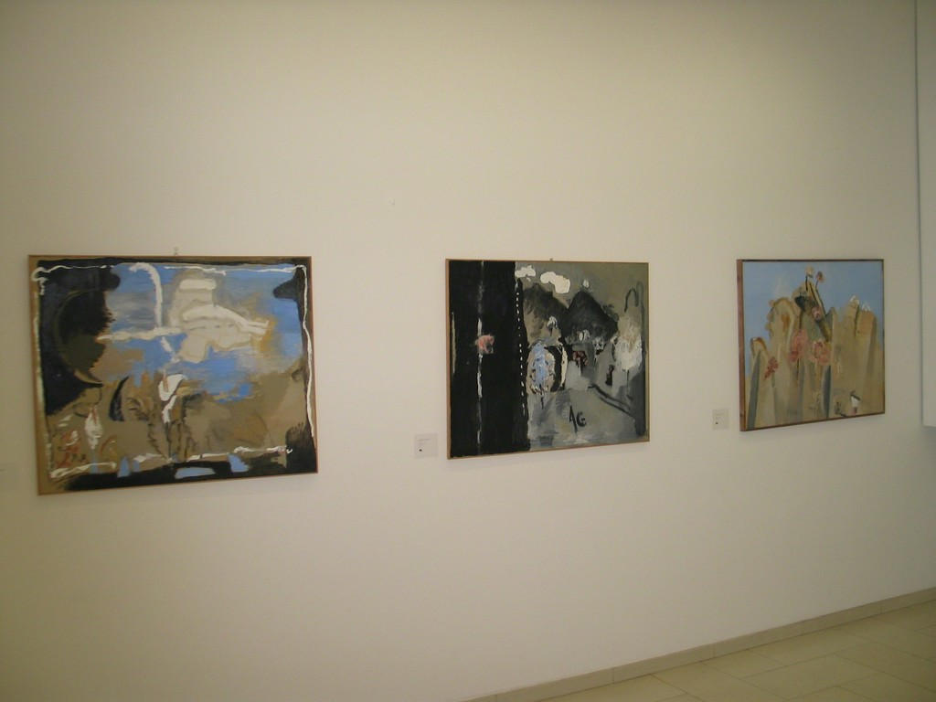 Alberto Gianquinto. Works 1961 - 2000 November 17, 2006 - January 12, 2007
