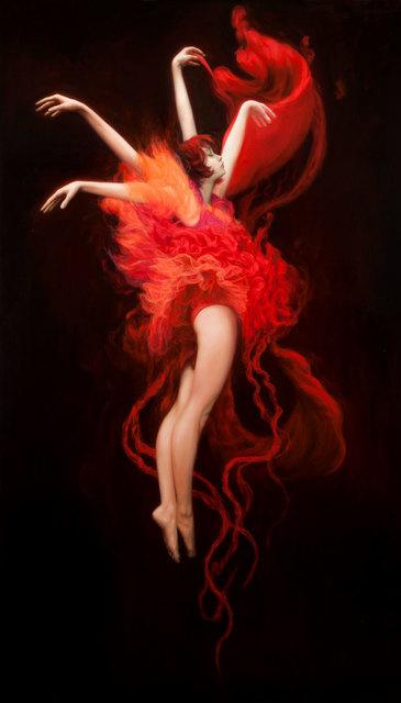 , 'Red Dance,' , IX Gallery