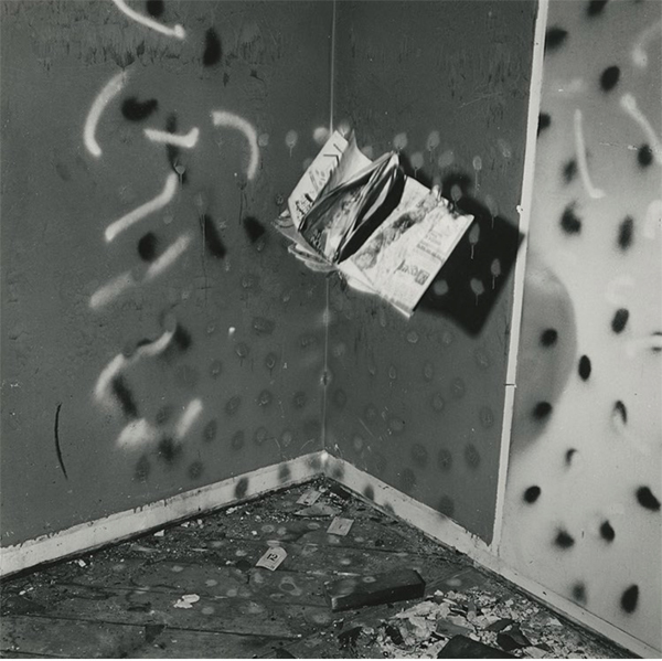 , 'Untitled From the series: Vandalism,' 1974, Robert Mann Gallery