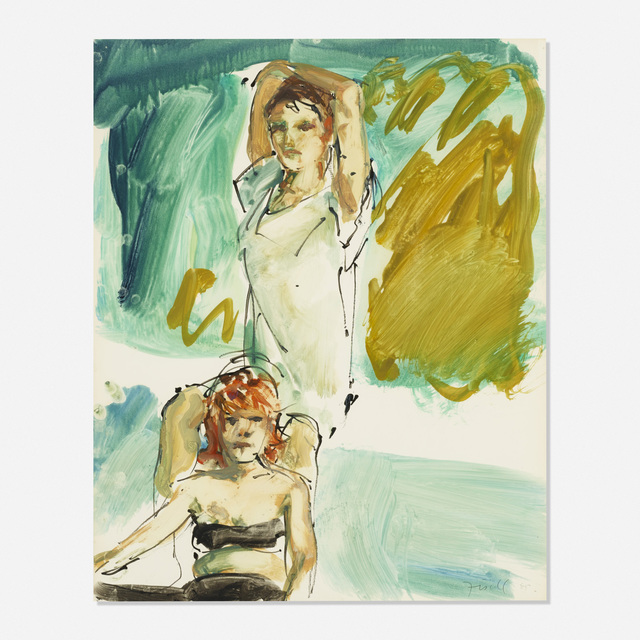 Eric Fischl, 'Untitled', 1985, Wright