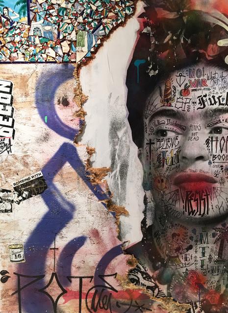 , 'Siempre Frida,' 2017, NextStreet Gallery