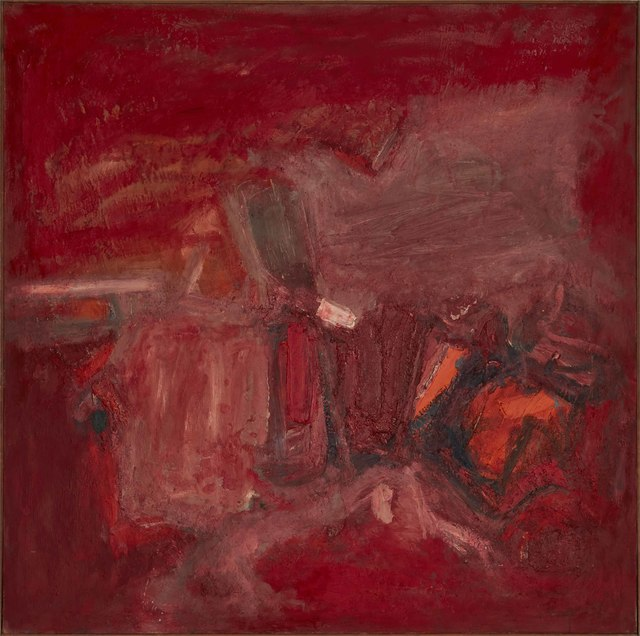 , 'Untitled (AZ-118),' 1958, David Richard Gallery