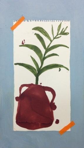, 'Planta,' 2014, Freight + Volume