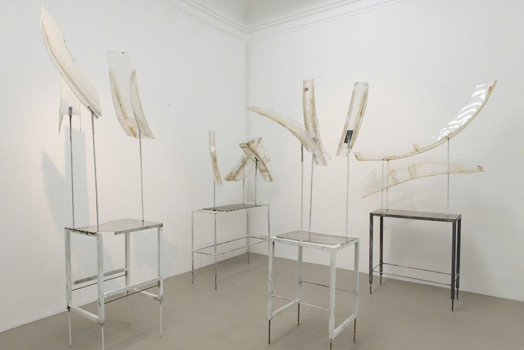 Rudolf Polanszky, EIDOLA, Exhibition View, Charim Galerie Wien, March 2017