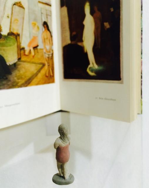 , 'Nude drawing dust,' 2014, Micheko Galerie