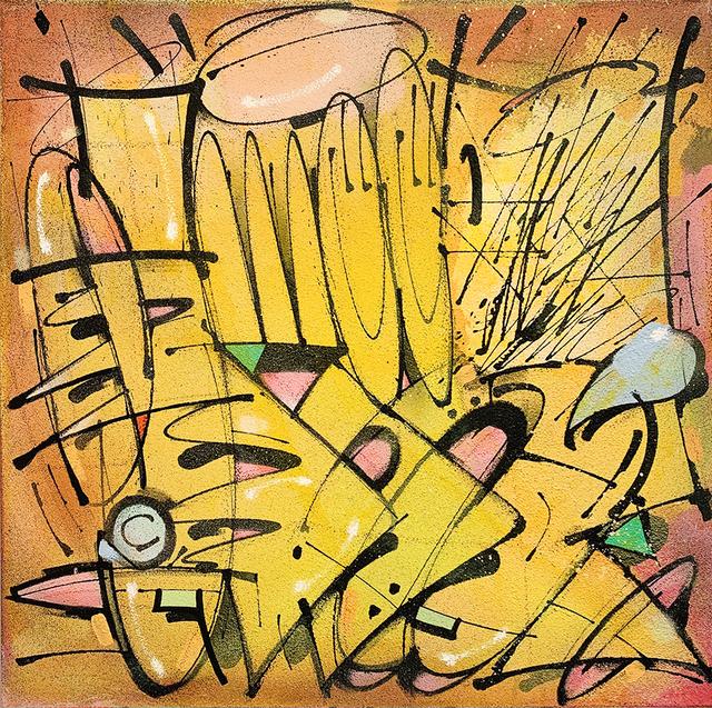 , 'Graffiti For Kids,' 2019, KOLLY GALLERY