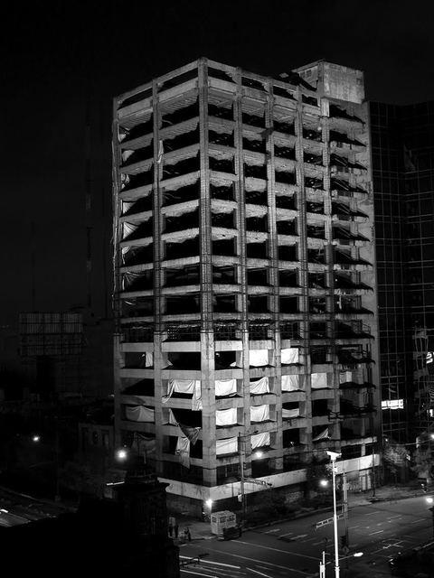 , 'Edificio Illuminado,' 2003, Prometeogallery