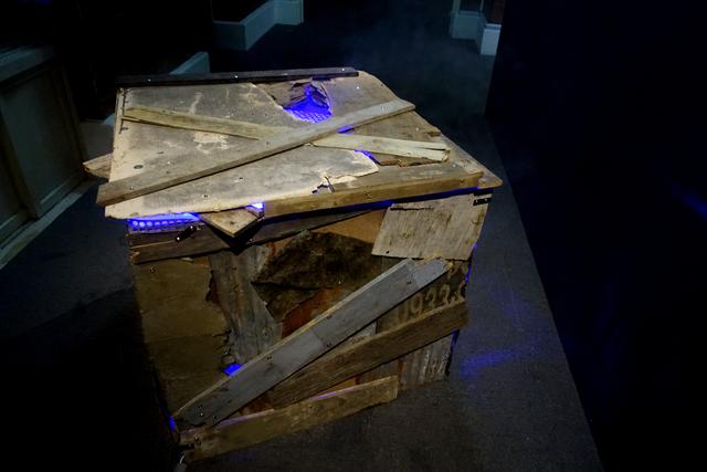 , '在一個箱子裡 In The Box,' , MOCA Taipei
