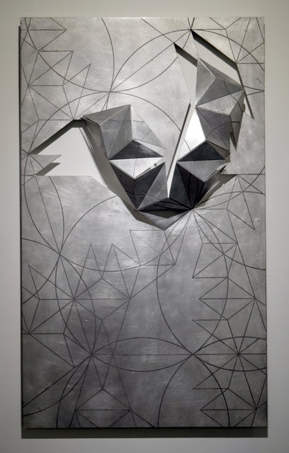 , 'Metalanguage XII,' 2017, Chan + Hori Contemporary