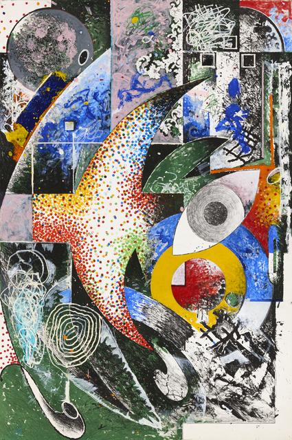 Robert Hudson, 'Untitled', 1985, Brian Gross Fine Art