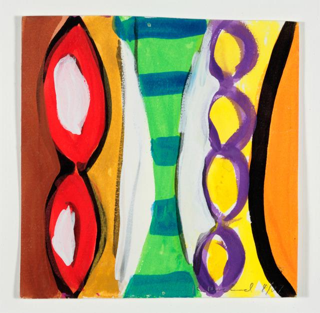 , 'Woman with Mirror. (Canvas #14),' 2007, Rosamund Felsen Gallery