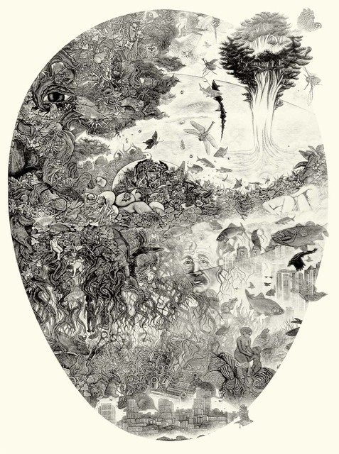 Kobayashi Keisei, 'Transferred Soul-Epilogue and Prologue A', 2000, Asia Art Center