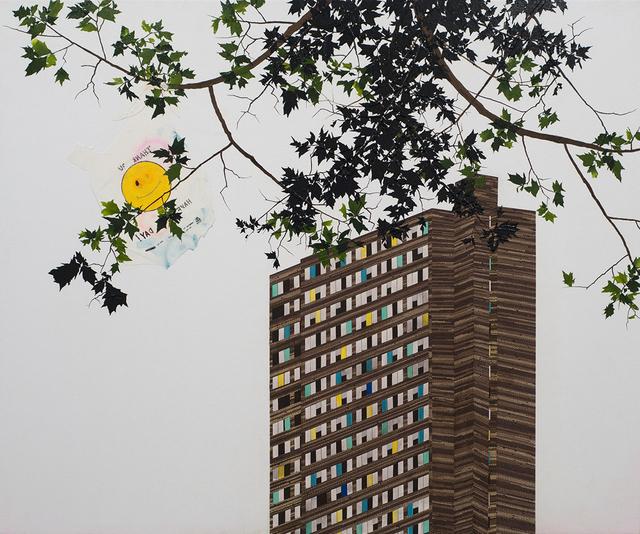 Erik Benson, 'Everyday (sunrise/sunset)', 2015, TAI Modern