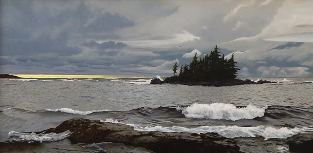 Peter Sculthorpe, 'Bay of Shoals', 2015, Somerville Manning Gallery